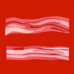 Bacon red marriage equality meme