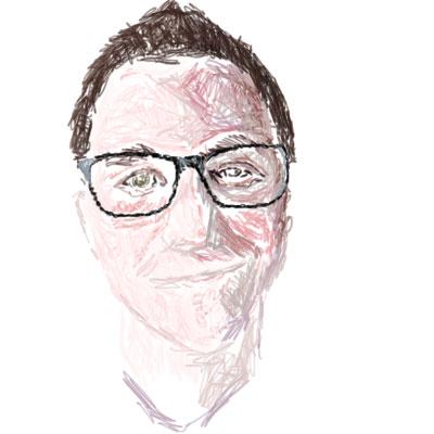 A self portrait of Mike Lawson Diabetes
